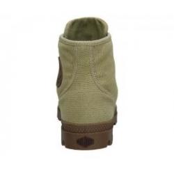 PALLADIUM Pampa Hi naiste jalats, Stonewashed DK Khaki