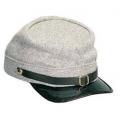 US kodusõja aegne sõduri müts (Repro), hall