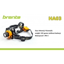 Bronte HA03 Pealamp 180 LM