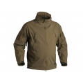 HELIKON Trooper Soft Shell fliis-jakk, Mud Brown