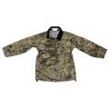 Briti armee Vihmakindel jakk, lightweight, MTP camo, kasutatud