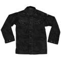 Briti armee jakk, must, kasutatud