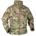 HELIKON Gunfighter Shark Skin Soft Shell jakk, Camogrom