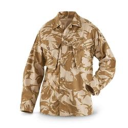 Briti Armee Desert särk uus