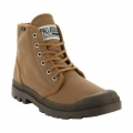 PALLADIUM Pampa Hi Bone Brown UNISEX