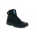 PALLADIUM Pampa cuff wp lux, black