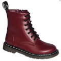 Knightsbridge Dark Creationz DC naiste saapad, Oxblood