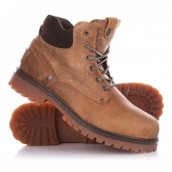 WRANGLER Yuma Fur talvesaapad, Brown / Dk Brown