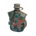 Commando armee plastikplasku kotiga, Flecktarn