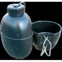 Veepudel kruusiga BCB, Briti armee KASUTATUD