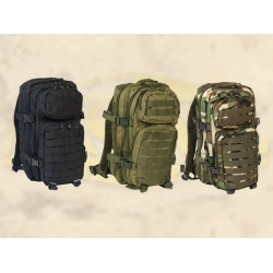 MIL-TEC Assault Pack MOLLE 20L seljakott