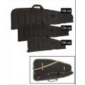 Relvakott 140cm, Must