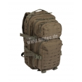 US Assault Pack Laser Cut 20L seljakott, Olive