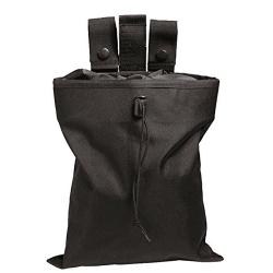 MIL-TEC EMPTY SHELL POUCH tühjade padrunisalvede kott, must