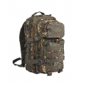 MIL-TEC Assault Pack 20L seljakott, flecktarn