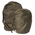 BW ilmastikukindel seljakoti kate 80L, Olive