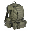 MIL-TEC DEFENSE PACK ASSEMBLY seljakott 36L, Olive