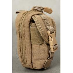 HELIKON M45 i-Pouch kott, Coyote pruun