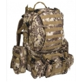 MIL-TEC MANDRA TAN DEFENSE PACK ASSEMBLY seljakott