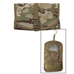 MIL-TEC Briti armee hügieenitarvikute kott, Multitarn