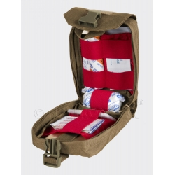 Helikon Rip-Away First Aid Kit MOLLE kott, Coyote