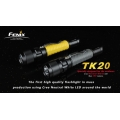 FENIX TK20 LED taskulamp