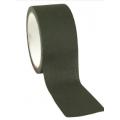 Iseliimuv, veekindel 50mm (10M) riideteip, Olive
