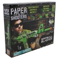 PAPER SHOOTERS komplekt Green Spit