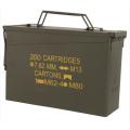 US M19A1 CAL. 30 terasest laskemoona kast (kasutatud)