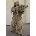 MIL-TEC GHILLIE Anti Fire maskeerimisülikond, Digital Desert