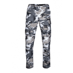MIL-TEC US Slim Fit püksid, Urban camo