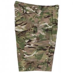 Briti armee Bermudas shortsid, MTP Camo