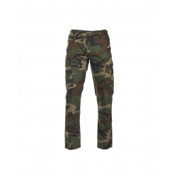 MIL-TEC US Slim Fit püksid, Woodland