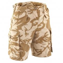 Briti armee bermudas shortsid DPM desert camo, kasutatud