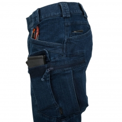 HELIKON UTS TAKTIKALISED SHORTSID, DENIM STRETCH