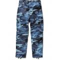 McAllister BDU Combat püksid, Sky-Camo