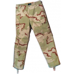 Commando BDU püksid US Desert