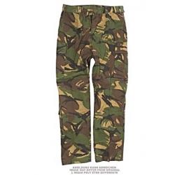 Hollandi armee välivormi püksid, camo, kasutatud