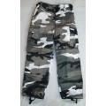 McAllister BDU Combat püksid lastele, Metro-Urban