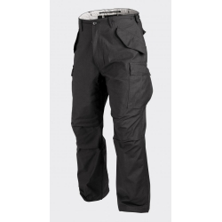 HELIKON M65 püksid, Must