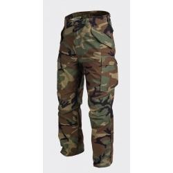 HELIKON M65 püksid, Woodland