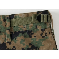 HELIKON BDU shortsid, USMC Digital Woodland