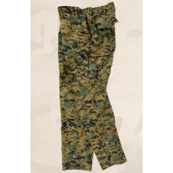 HELIKON USMC Digital Woodland püksid