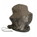 MIL-TEC Boonie müts sääsevõrguga, olive