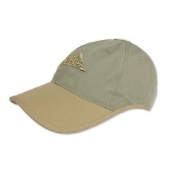 HELIKON Logo Cap pesapallimüts, PR, Olive-Coyote