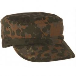 US BDU müts Flecktarn