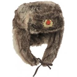 Vene armee stiilis külma ilma läkiläki, pruun
