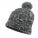 DexShell Veekindel naiste müts PomPom, hall