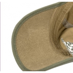 HELIKON Logo Cap pesapallimüts, PR, Coyote-Olive