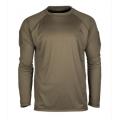MIL-TEC Taktikaline QUICKDRY pikakäistega särk, olive